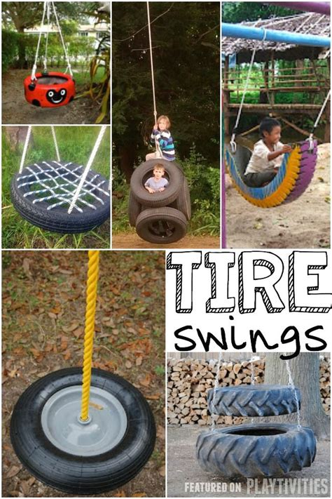swings made from tires 25 best ideas about tire swings on pinterest diy tire