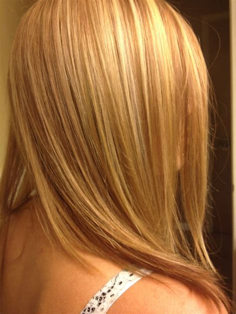where to place foils in hair strawberry blonde hair foils sara s hair creations