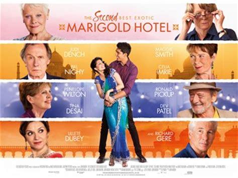 film india hotel marigold the second best exotic marigold hotel wikipedia