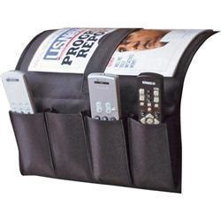 Bedside Caddy As Seen On Tv as seen on tv 6 pocket arm rest organizer 13384891