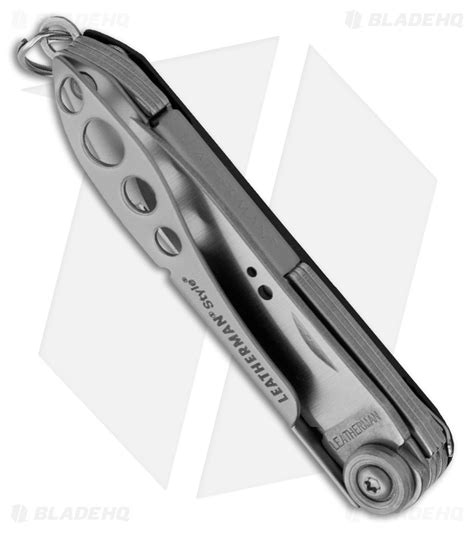 leatherman style leatherman style multi tool w black handle 5 in 1