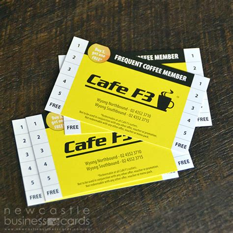 Loyalty Business Cards