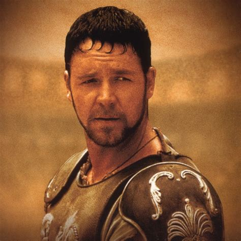 gladiator film russell crowe gladiator barry s adventures following retirement