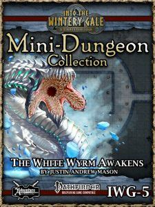 dungeon player a litrpg dungeon adventure glendaria awakens trilogy books into the wintery gale mini dungeon the white wyrm awakens