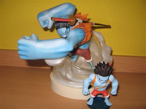 One World Collectable Figure Wcf Ichiban Kuji Doflamingo nightmare luffy comparison 1 myfigurecollection net