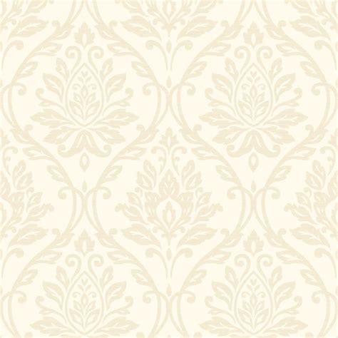 Orange And Brown Home Decor by Fine Decor Athena Damask Wallpaper Beige Fd40406 Fine