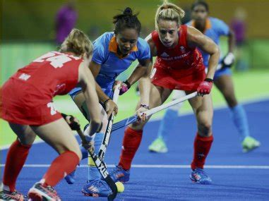 olympics golden girl hockey ace sam quek says girls can be sporty rio olympics 2016 india outclassed by great britain in
