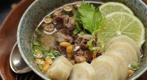 resep soto daging bandung asli   membuat soto