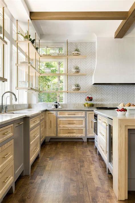 marble  brass kitchen shelves  front  windows