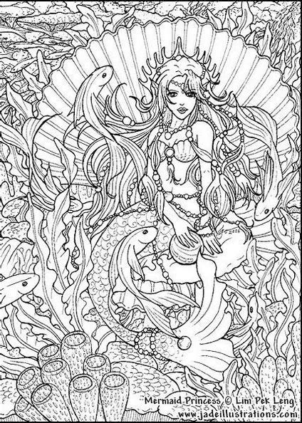 mermaid in dress coloring book books mermaid coloring pages and books for adults and children