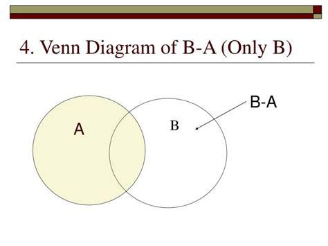 a b venn diagram ppt venn diagram powerpoint presentation id 6382748