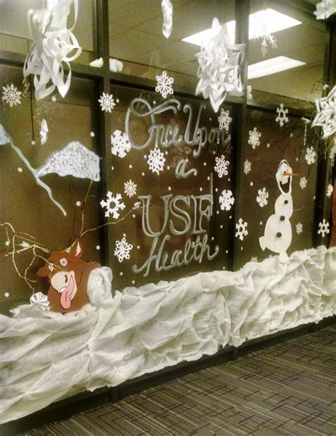 winter decorations for office college of health news superbull xviii was