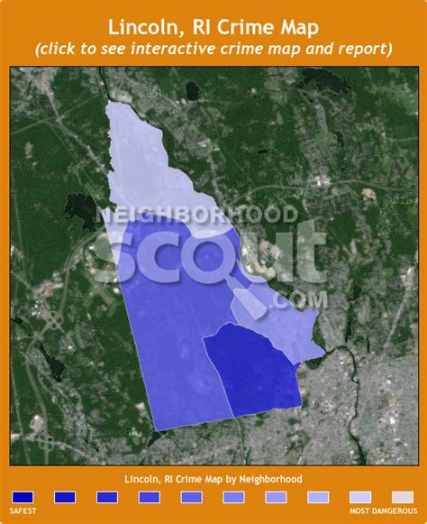 lincoln rhode island map lincoln ri crime rates and statistics neighborhoodscout