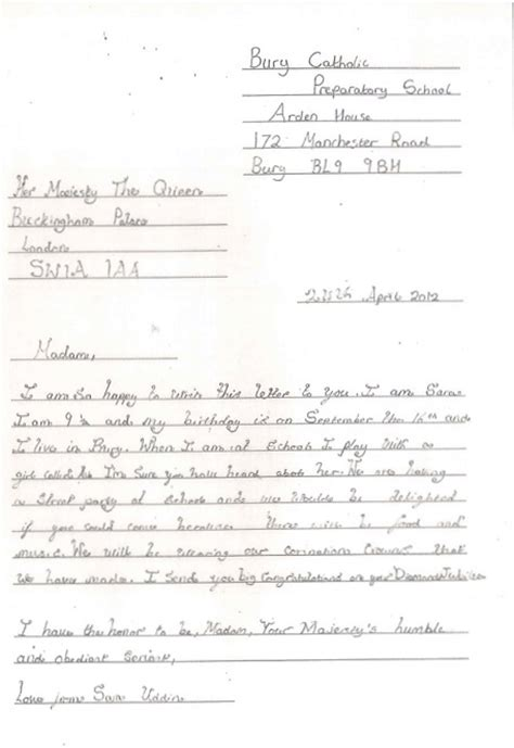 Complaint Letter Ks1 formal letter exle ks2 quotes