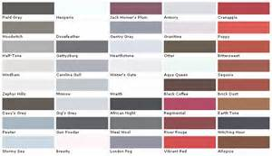 pratt and lambert colors the gallery for gt pantone color chart grey