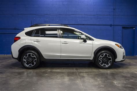 subaru suv 2016 crosstrek used 2016 subaru xv crosstrek premium awd suv for sale 34767
