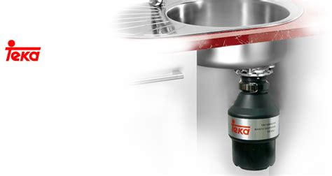 Teka   Waste Disposal   Kitchen Products, supplied and