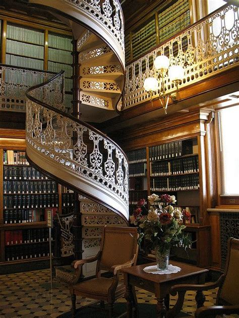 library staircase 17 best images about spiral staircases on pinterest