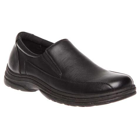 grosby s dress shoes black big w