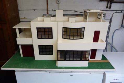 triang dolls house for sale for sale triang 1920s art deco dolls house the dolls house exchange