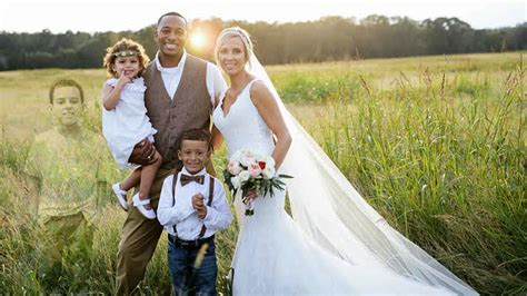 Lived Marriage For Lost by S Heartbreaking Wedding Photo Honors Late Who Lost