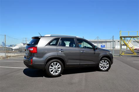 Kia Sorento 2012 Towing Capacity Kia Sorento Review 2012 Sorento