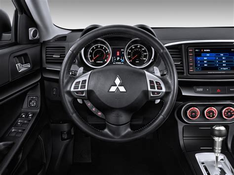 mitsubishi lancer sportback interior 2015 mitsubishi lancer review price specs engine