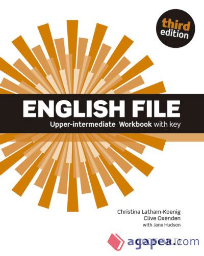 English File 3rd Edition Upper Intermediate Workbook With