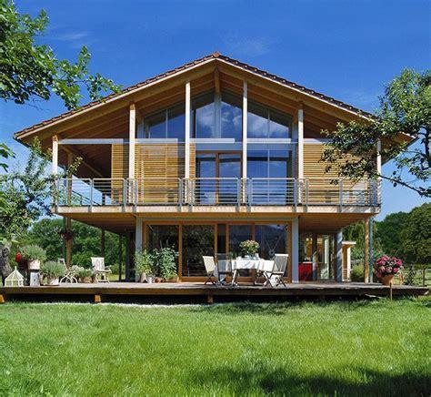 Chalet Style Homes by 214 Kohaus Green Von Baufritz Modernes Wohngesundes Holzhaus