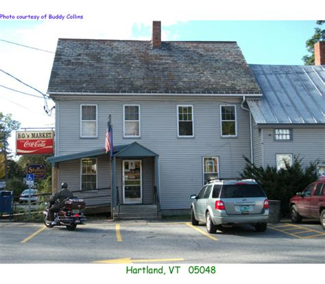 Hartland Post Office by Vermont Post Offices