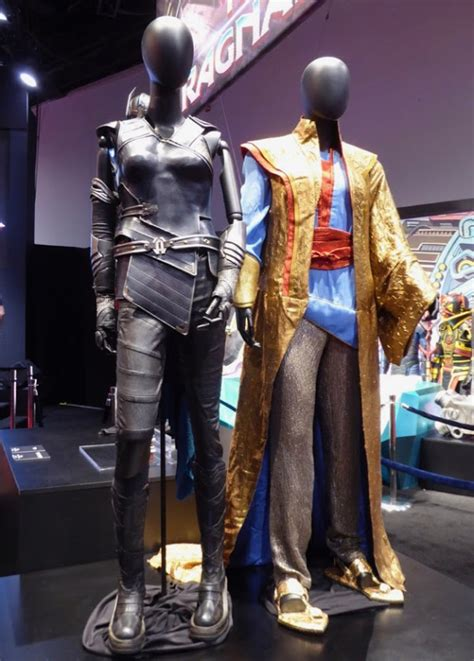 film education thor thor ragnarok s valkyrie and grandmaster film costumes on