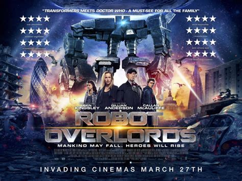 Film Robot Overlords 2014 | robot overlords 2014 movie poster 2 scifi movies