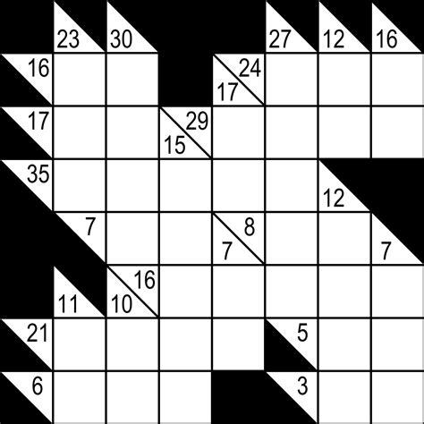 printable japanese puzzle kakuro wikipedia