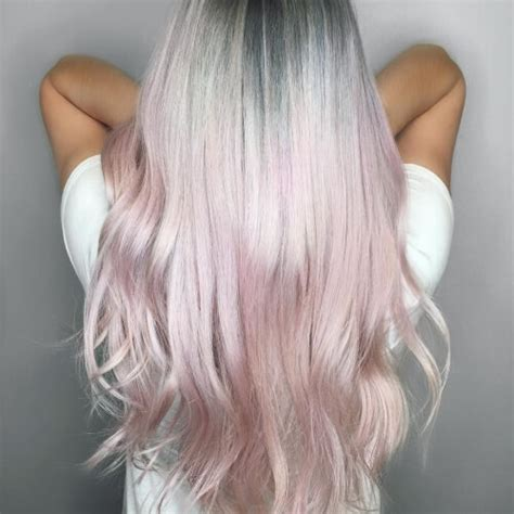 Platinum and pastel pink hair colors ideas of 22 excellent platinum pink hair color dagpress com