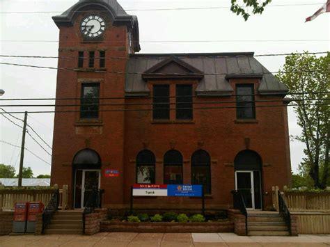 post offices of canada tignish new brunswick