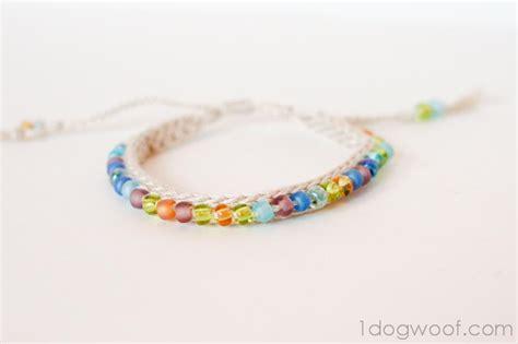beaded friendship bracelet patterns beaded friendship bracelet favecrafts