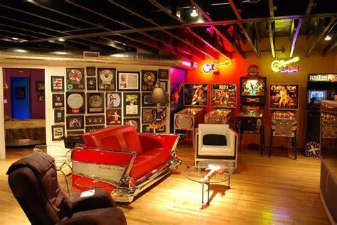 rock  roll loft mancave cool stuff man cave band rooms logan house