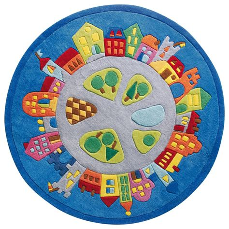 Kid Rug Haba Room Decor Rugs Other Metro By Haba Usa