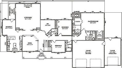 unique ranch house floor plans elegant ranch house unique single story ranch house plans elegant ranch home floor