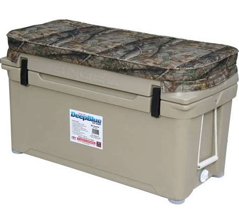 35 inch bench cushion engel deepblue cooler seat cushion 35 camo