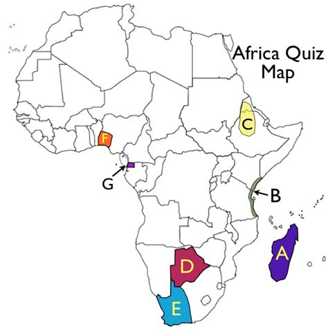 africa map quiz africa map countries quiz www imgkid the image kid