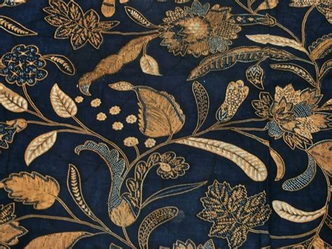 Kain Batik Indigo Maoni 2 batik kain panjang java ebay