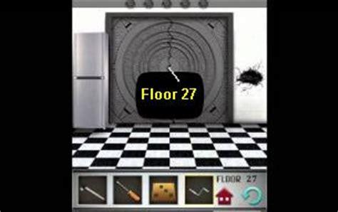 100 Floors Floor 28 by Floor 28 100 Floors How Do You Beat Tricks
