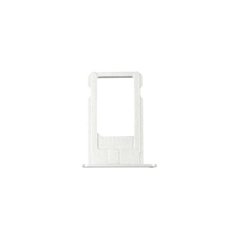 Iphone 6 47 Simcard Tray iphone 6 white silver nano sim card tray fixez