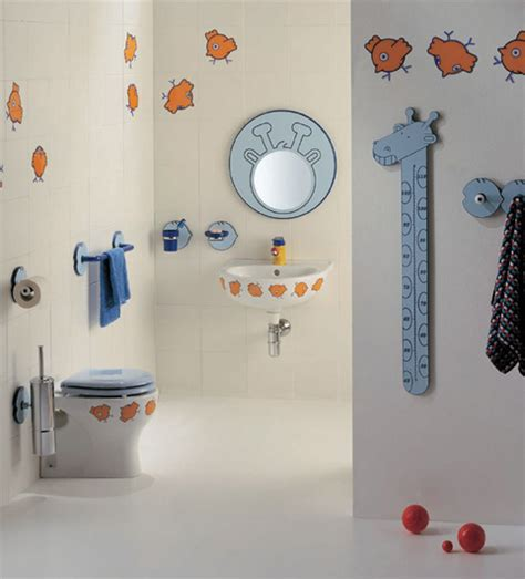 Toddler Bathroom Ideas by 10 Cute Kids Bathroom Decorating Ideas Digsdigs