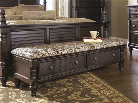 storage bench bedroom furniture b668 09 furniture key town bedroom storage bench appliance inc