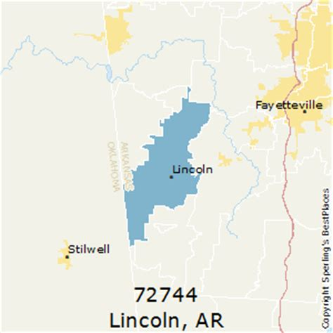 lincoln city or zip best places to live in lincoln zip 72744 arkansas