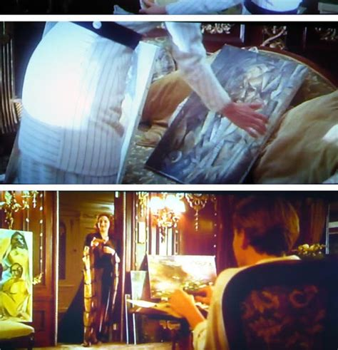 picasso paintings in titanic the net water colour