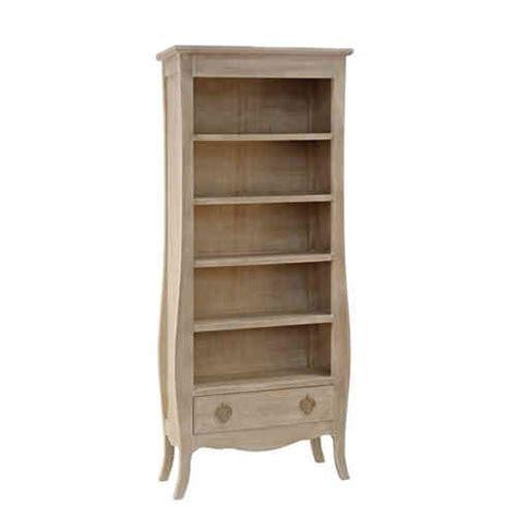librerie legno naturale libreria legno naturale etnico outlet mobili etnici