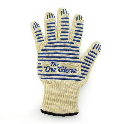 sarung tangan oven masak heat resistant gloves white jakartanotebook